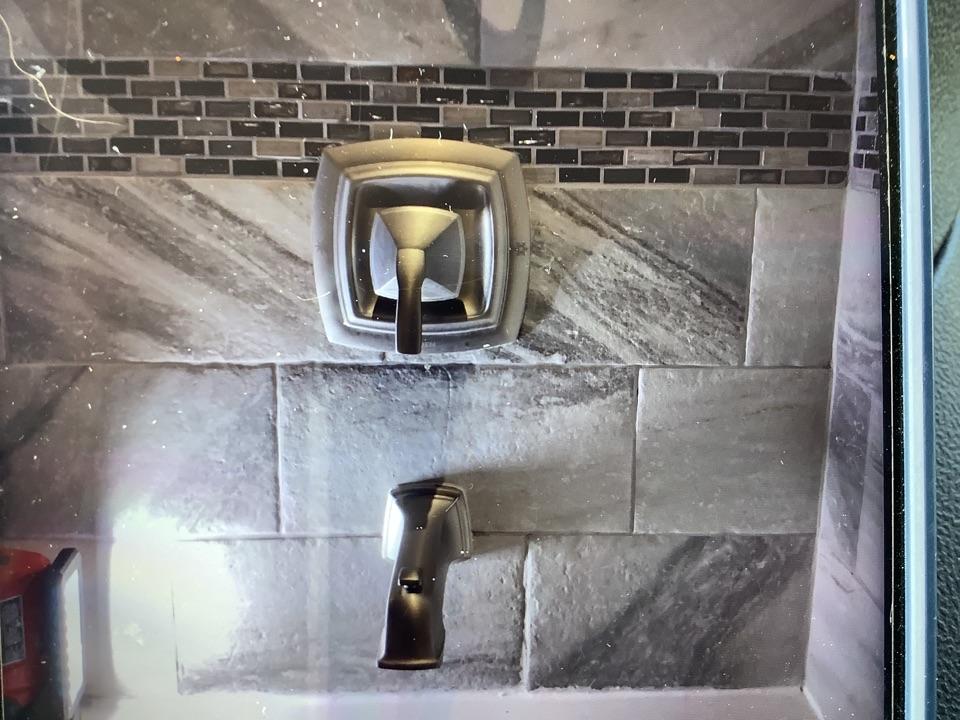 Rebuild Moen Posi Temp valve