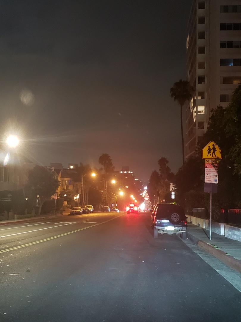 West Hollywood, CA - Surveillance,  Domestic case