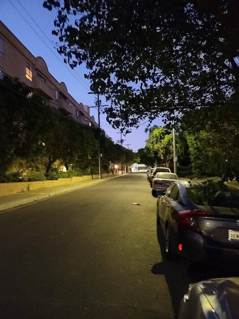 Los Angeles, CA - Infidelity Surveillance continued in Hollywood, CA