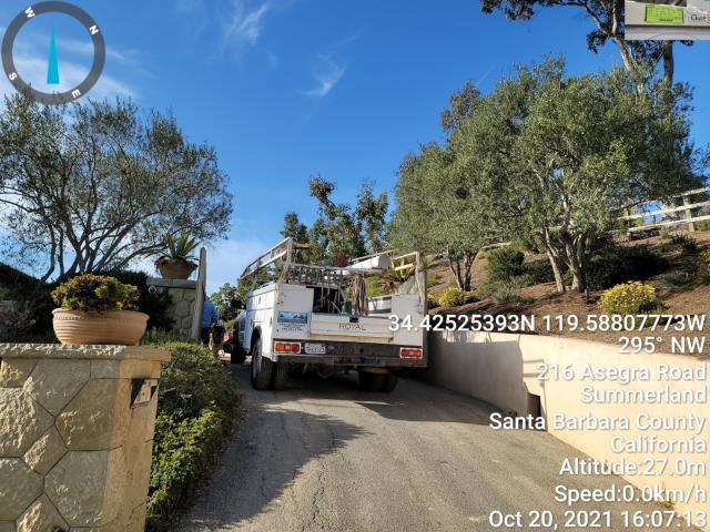 Summerland, CA - Process Service at Summerland, CA