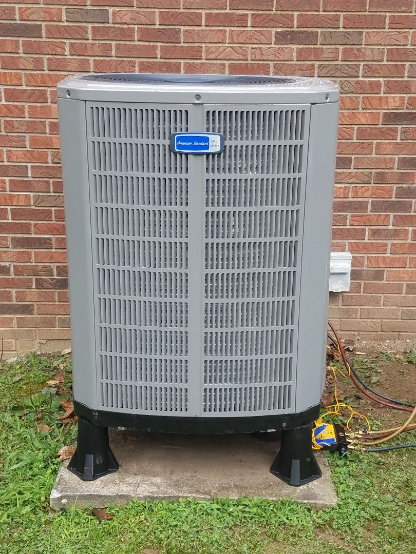 Pikeville, KY - Install American standard 16 seer heat pump