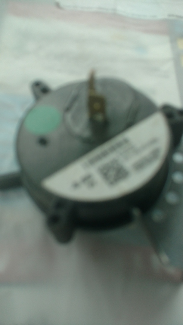 Replace weak pressure switch on Lennox G61 furnace