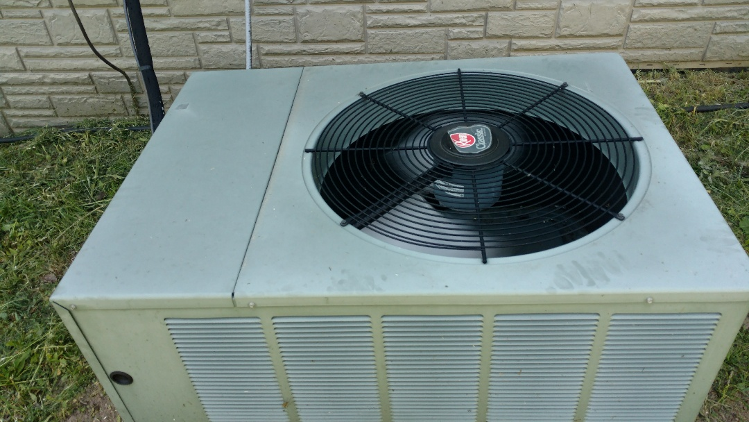 Westboro, WI - Provide preventive maintenance check on Rheem air conditioner
