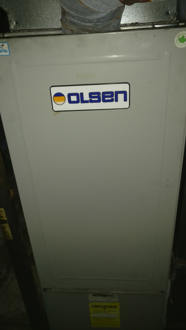 Prentice, WI - Perform preventive maintenance check on Duomatic Olsen oil furnace. Replace ignition transformer.