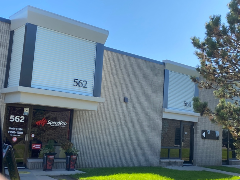 London, ON - Thank you Chris for hiring vortex services inc for the commercial cleaning, office cleaning for your company