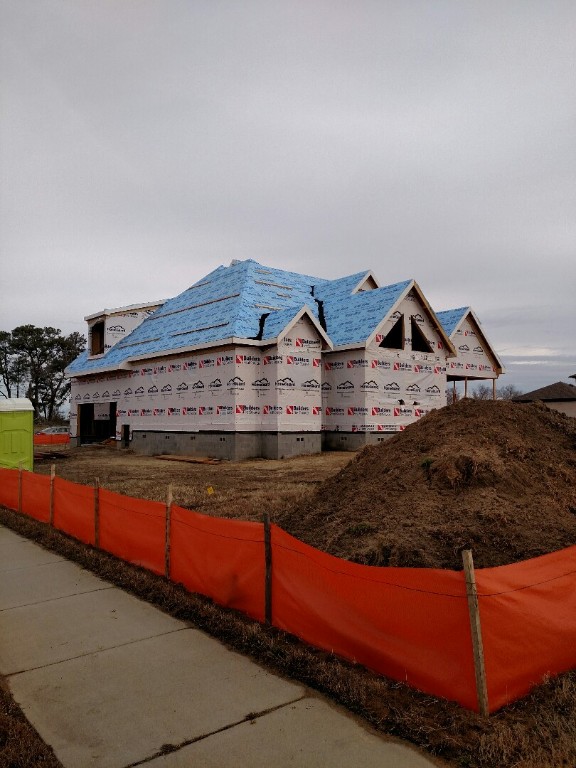Suffolk, VA - New construction home for sale
