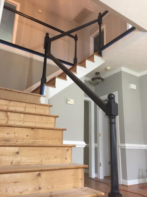 Seaford, VA - Beautiful remodel of an existing home for a kitchen, and bathroom makeover. Additional work includes new oak staircase, iron balusters, hardwood floor sand and refinishing.  Looking forward to showing completed project pictures.
