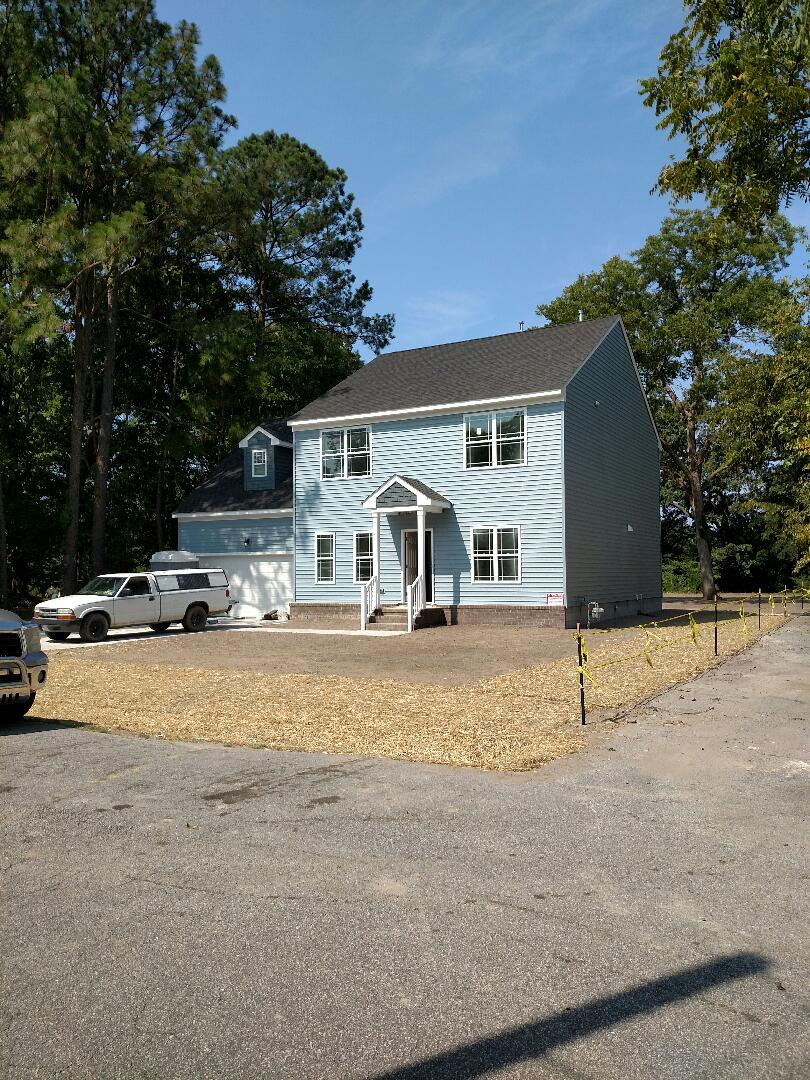 Chesapeake, VA - House closing in two weeks.  Almost finished