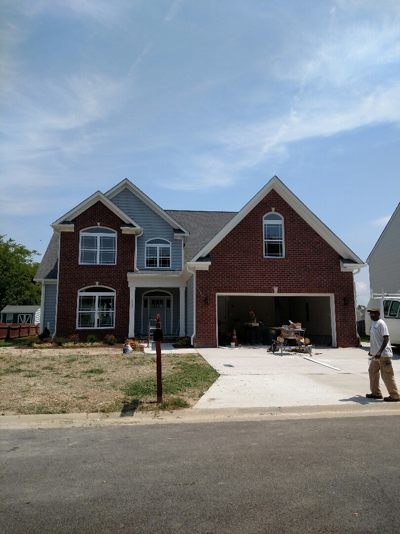 Suffolk, VA - Almost ready to move in