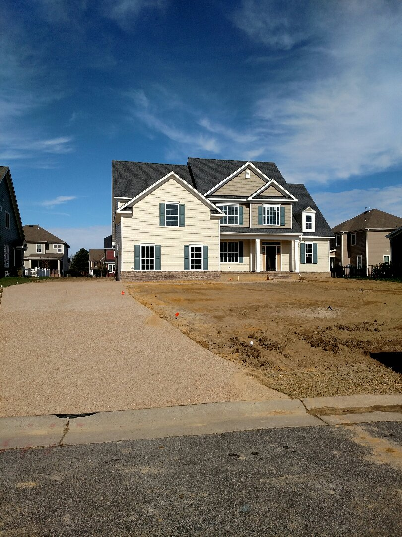 Carrollton, VA - Custom home for sale finishing up in 30 days.  Come take a look.