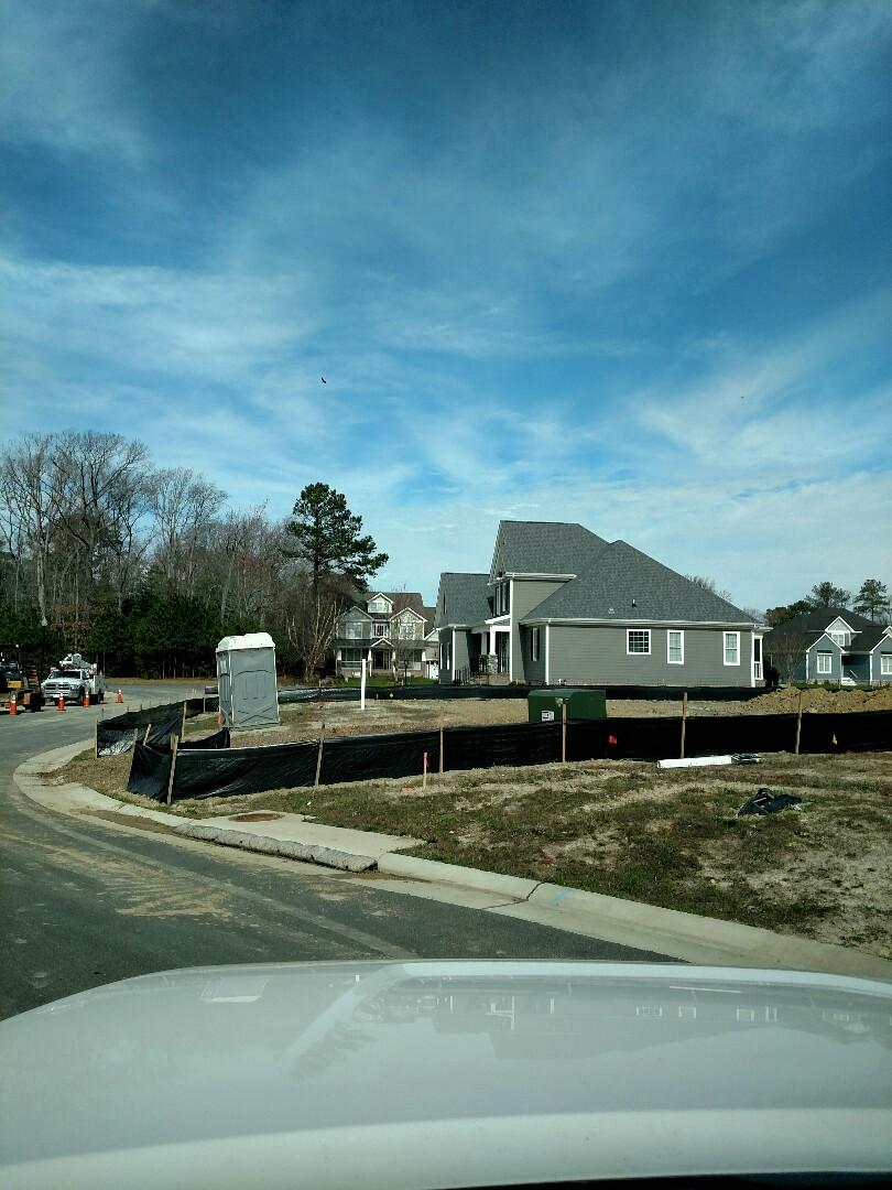 Carrollton, VA - Custom new construction presold home starting