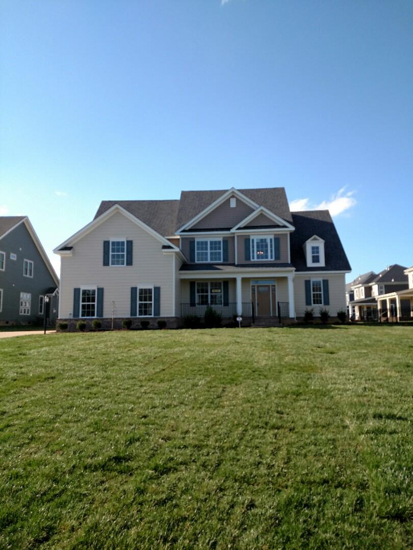 Carrollton, VA - New construction custom home ready to move in