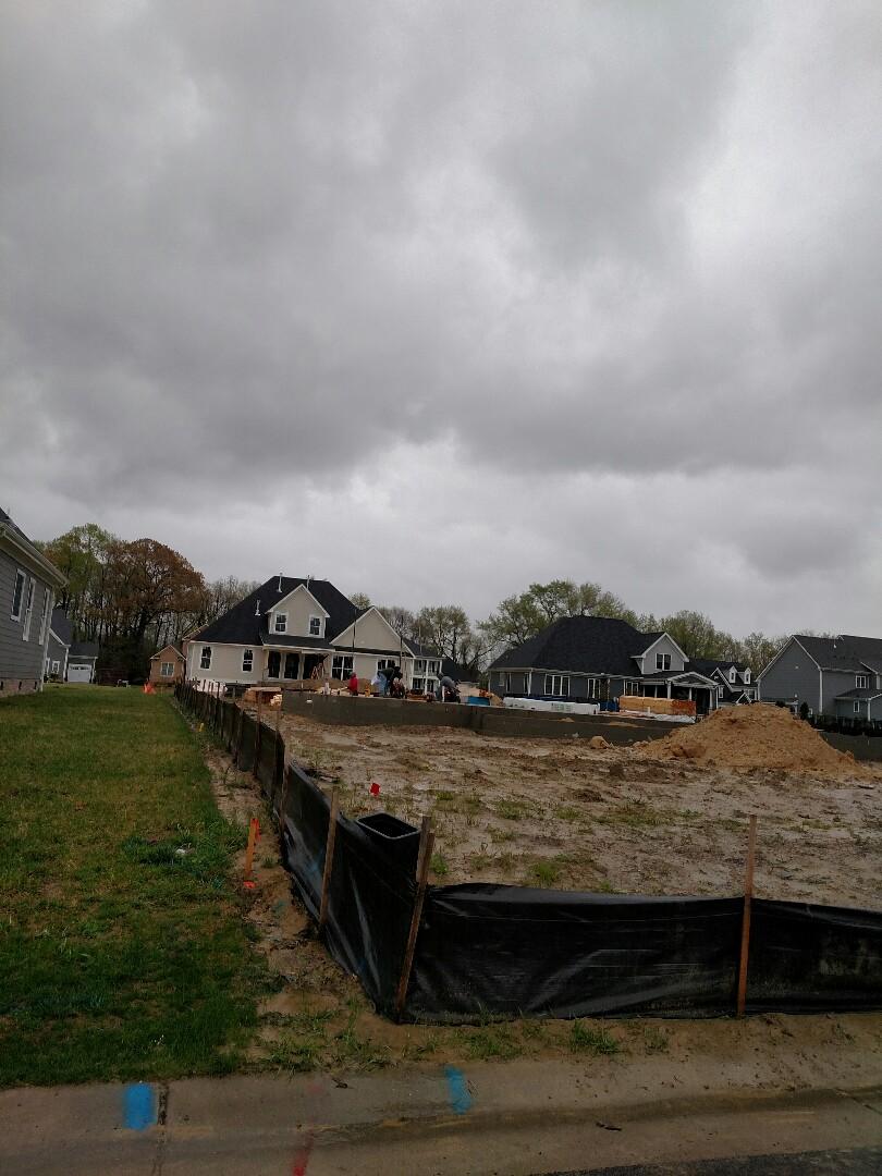 Carrollton, VA - Custom home framing to start today