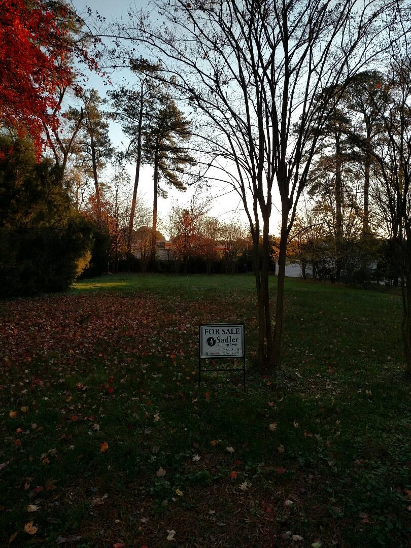 Chesapeake, VA - Build to suit custom home lot.
