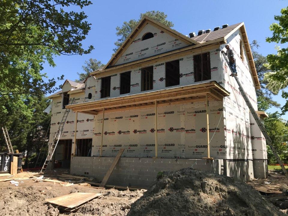 Chesapeake, VA - New custom build in Great Bridge....Great floor plan for growing family!