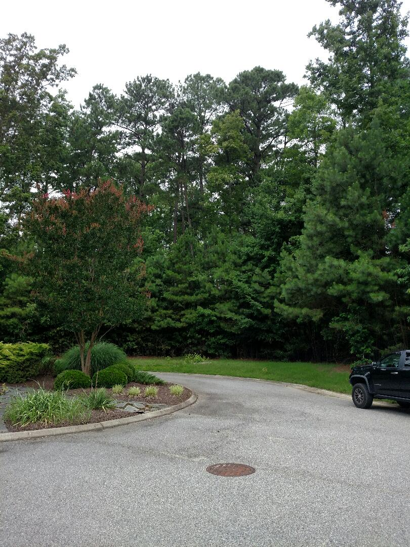 Carrollton, VA - Wooded lot available for a build package of a custom home