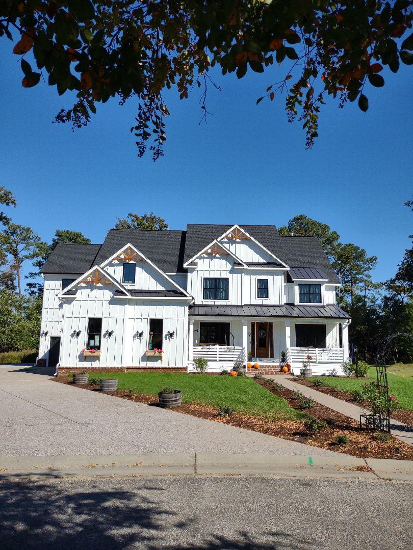 Carrollton, VA - Custom Home finished and ready to move into