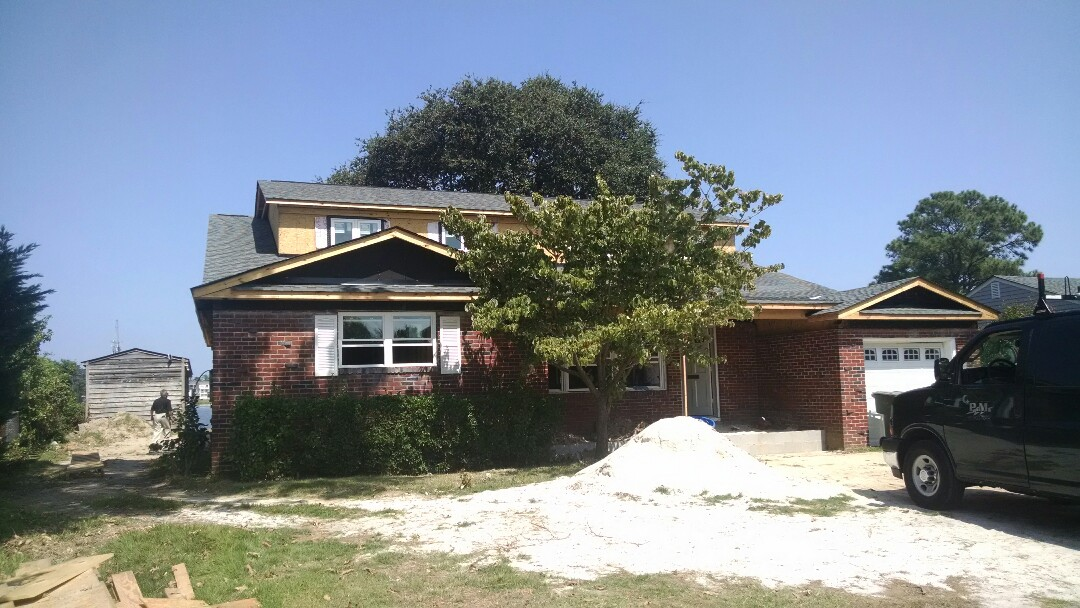 Norfolk, VA - Major renovation with 2 story addition on water!