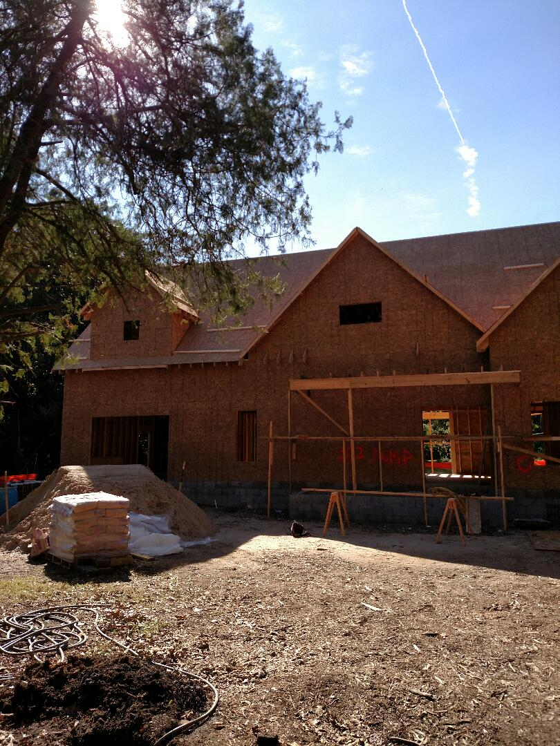 Chesapeake, VA - Meeting with framing contractor