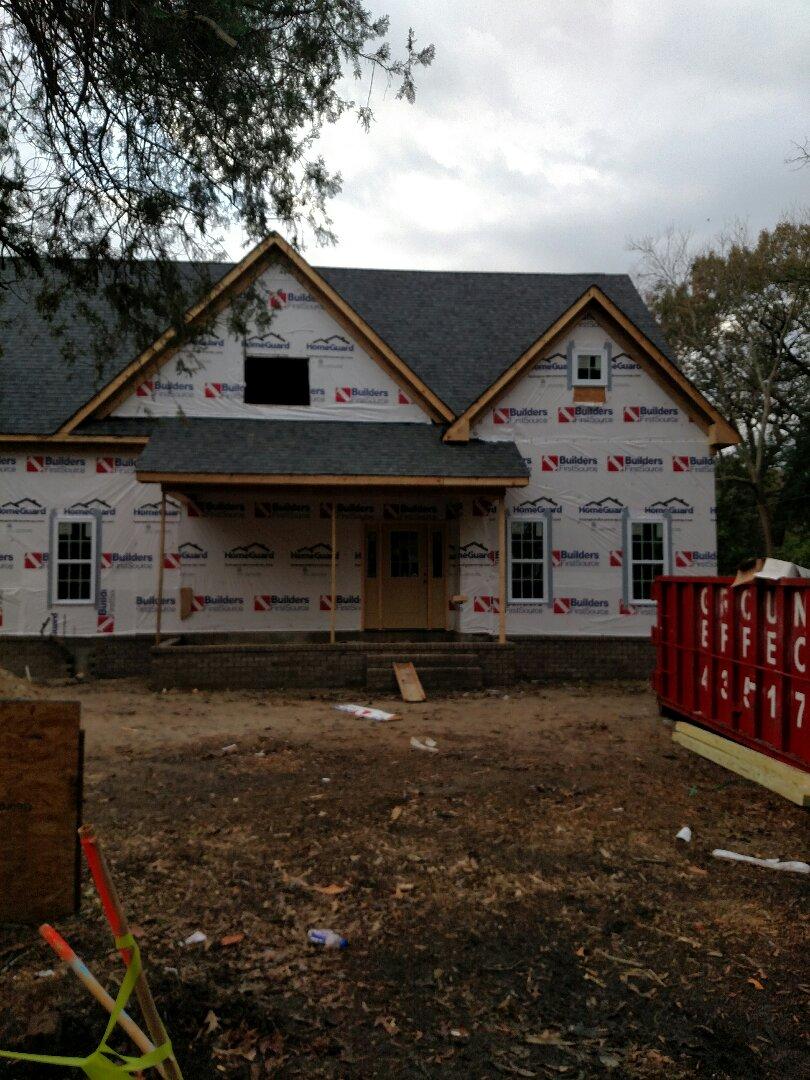 Chesapeake, VA - Meeting with HVAC contractor
