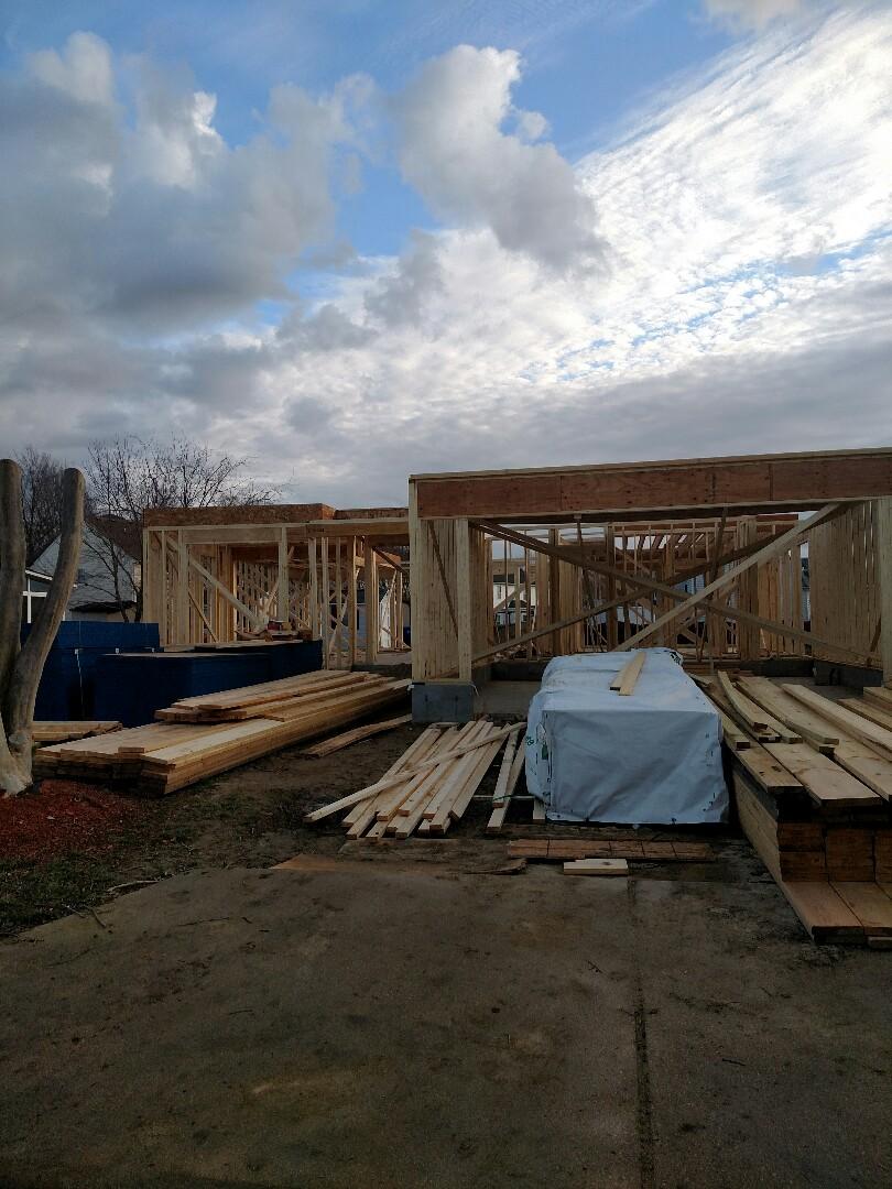 Suffolk, VA - New home construction site update