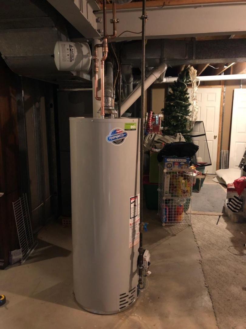 Langhorne, PA - Water Heater