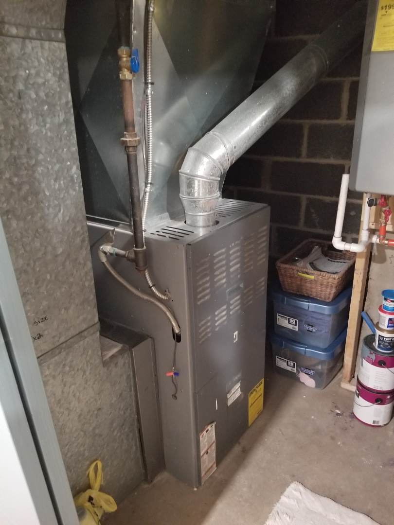 Emergency call of no heat, performed needed repairs and made sure unit was running properly.