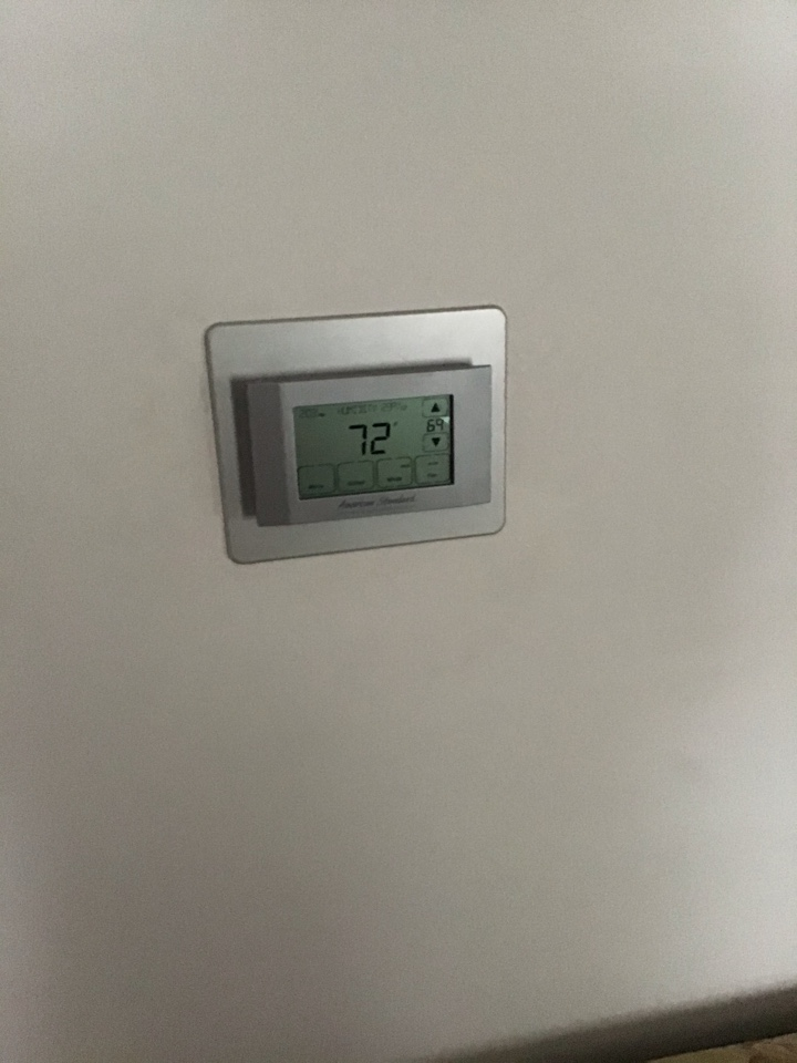Came out to solve issue on a Nexia thermostat