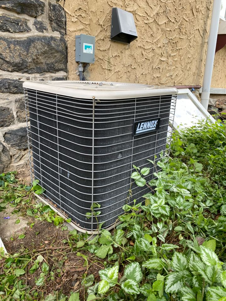 Performed AC tuneup on unico air handlers and Lenox condenser units