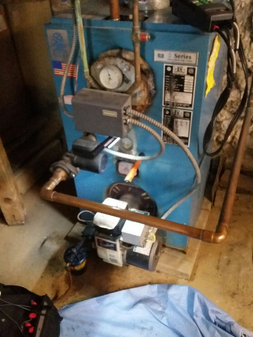 Penndel, PA - Thermodynamics oil boiler maintenance and tune up yearly maintenance