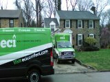 Wynnewood, PA - Working on install of Unico system