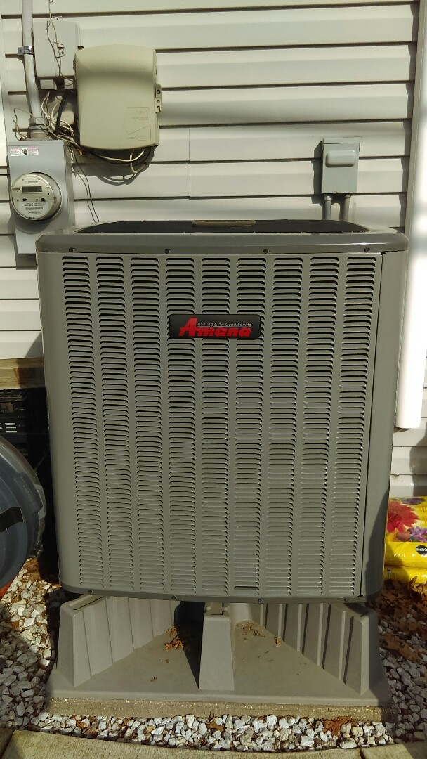 Air conditioning tune-up and yearly preventive maintenance