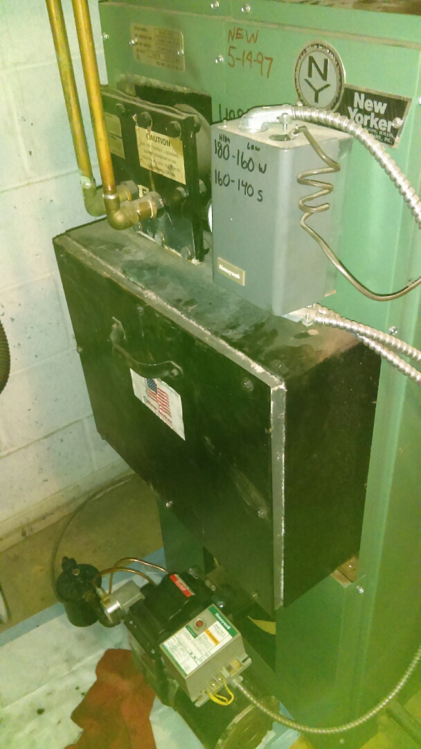 Phoenixville, PA - Oil boiler tune up and preventive maintenance