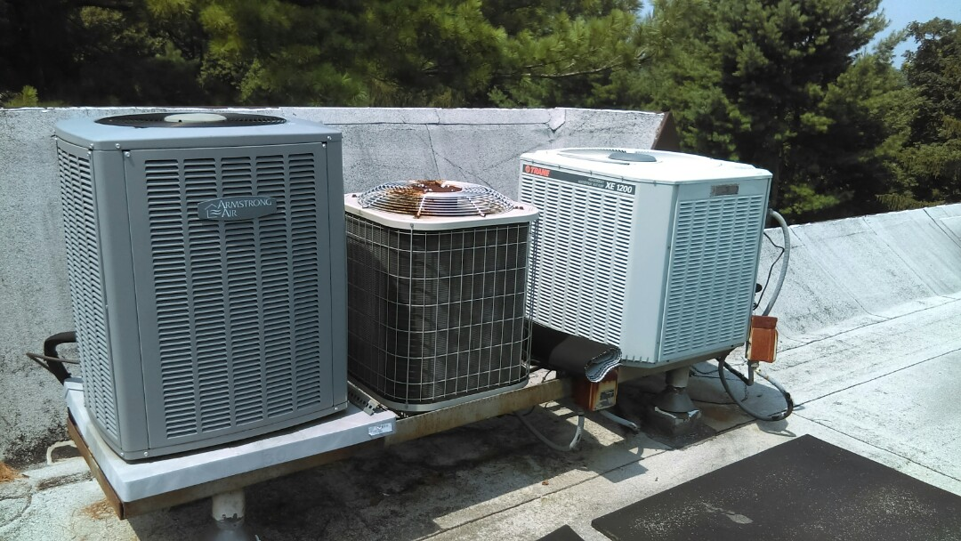 Bryn Mawr, PA - Air conditioning system tune-up and preventive maintenance