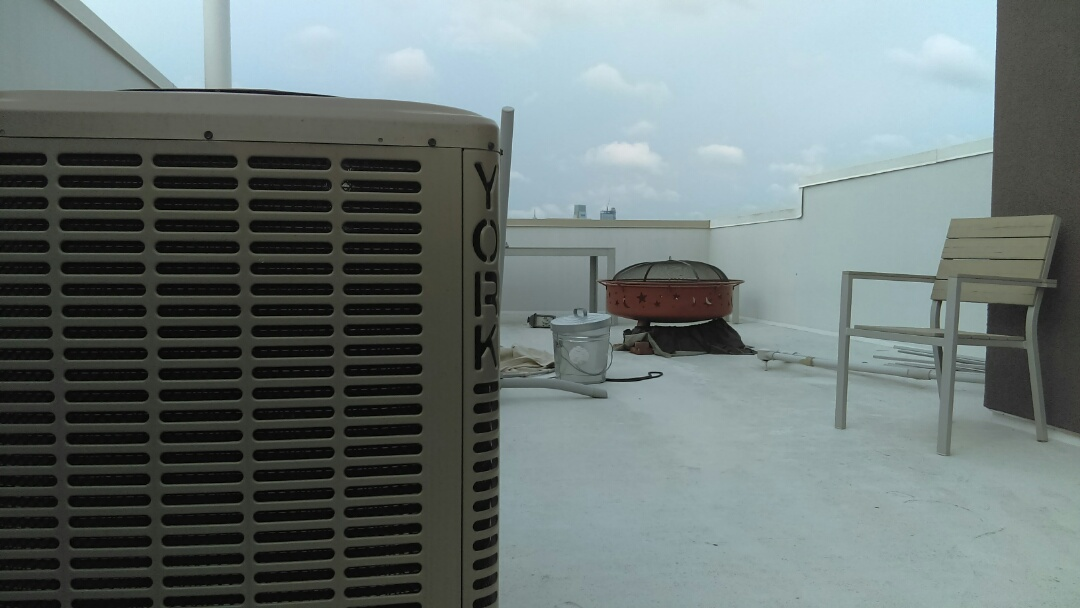 Air conditioning system tune-up and preventive maintenance