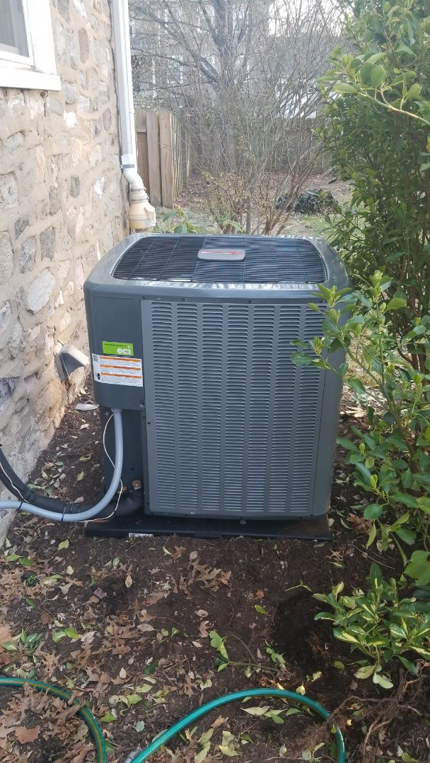 Norristown, PA - Unico Swap out with Amana Condenser