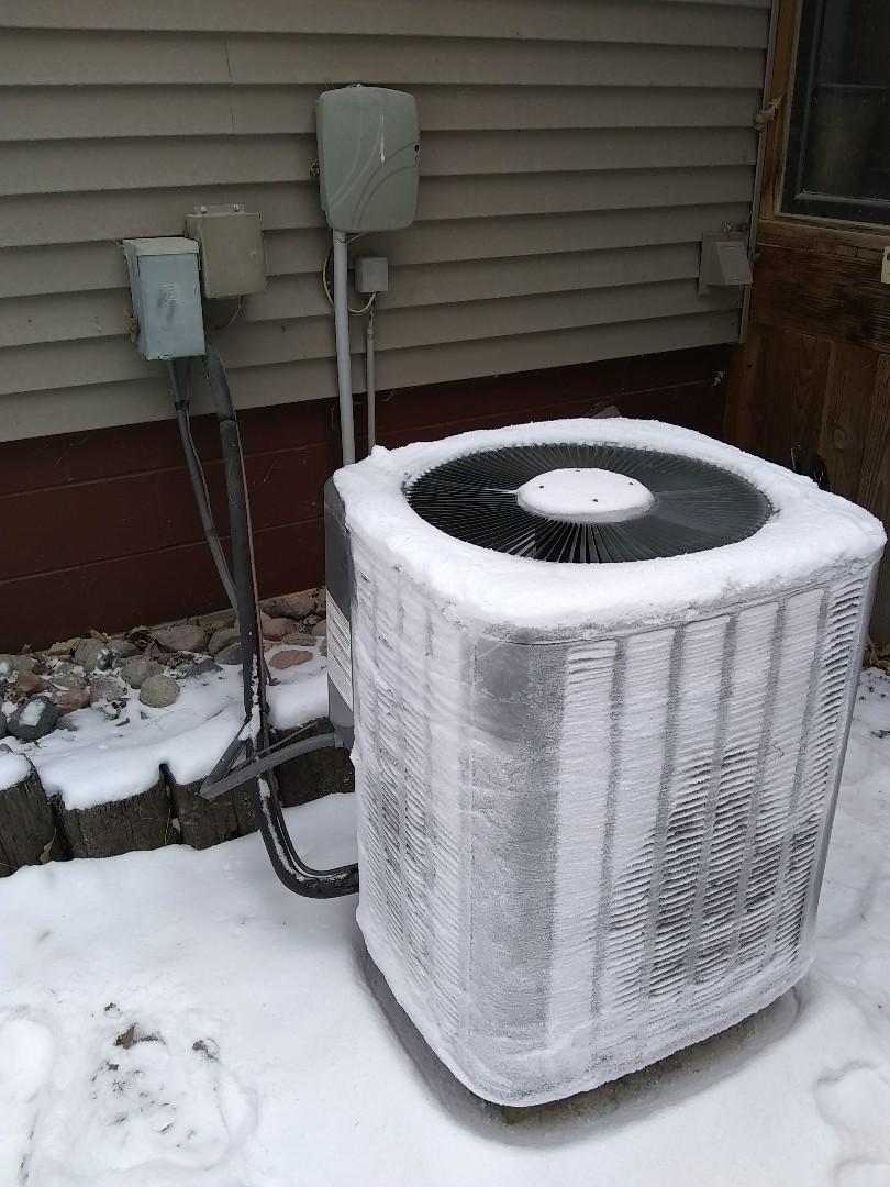Replace warranty defrost board