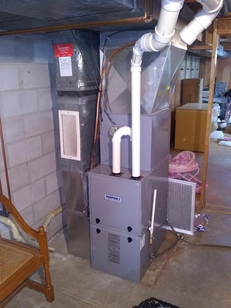 Rogers, NE - Repair gas furnace