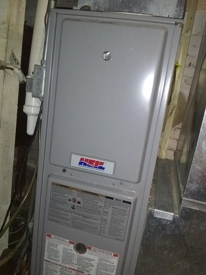 Genoa, NE - Replace blower capacitor