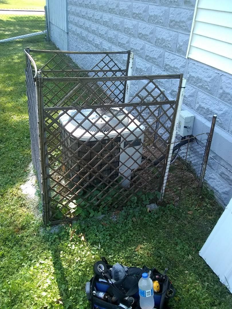 Silver Creek, NE - Repair air conditioner