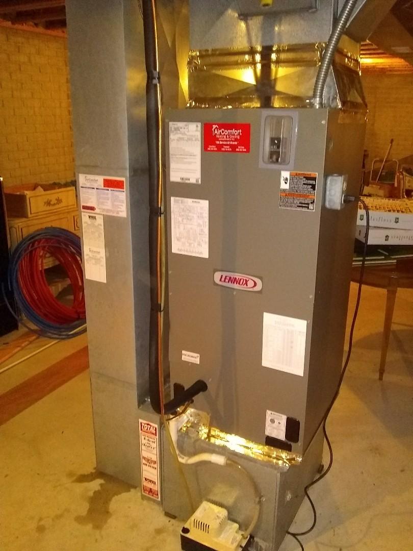 Bellwood, NE - Install new system