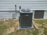 Rosser, TX - Condenser and coil change out in rosser