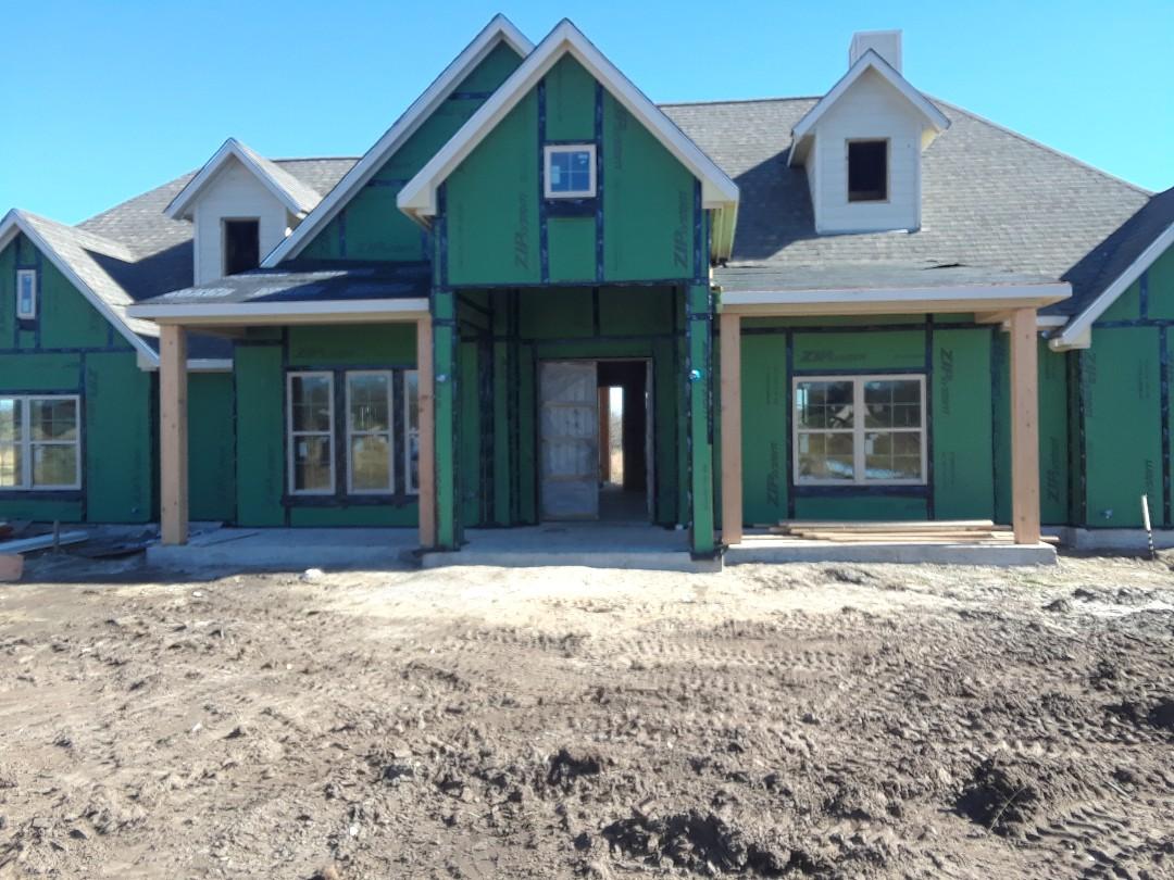 Royse City, TX - New construction
