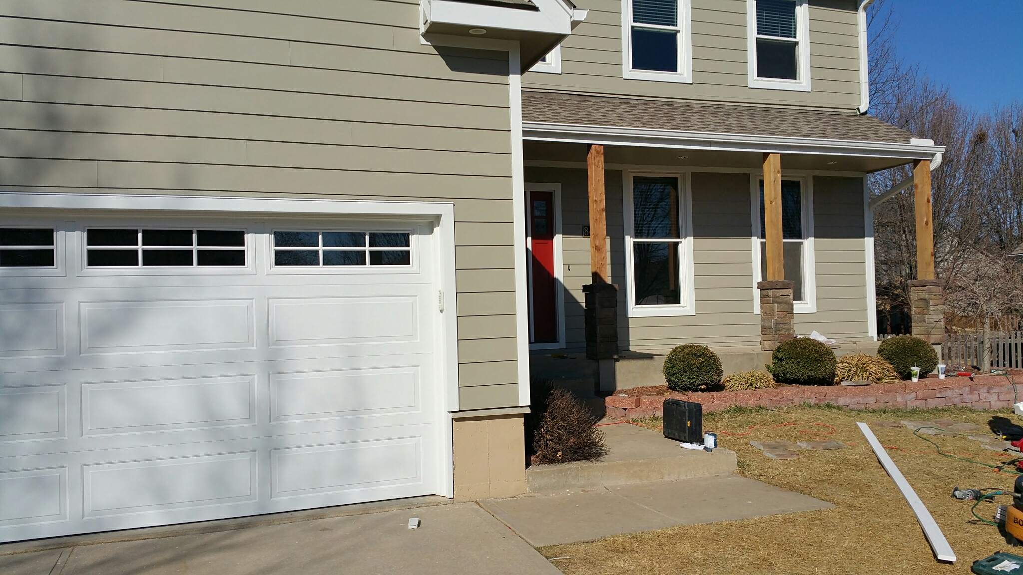 Home Remodeling Overland Park Ks All States Exteriors