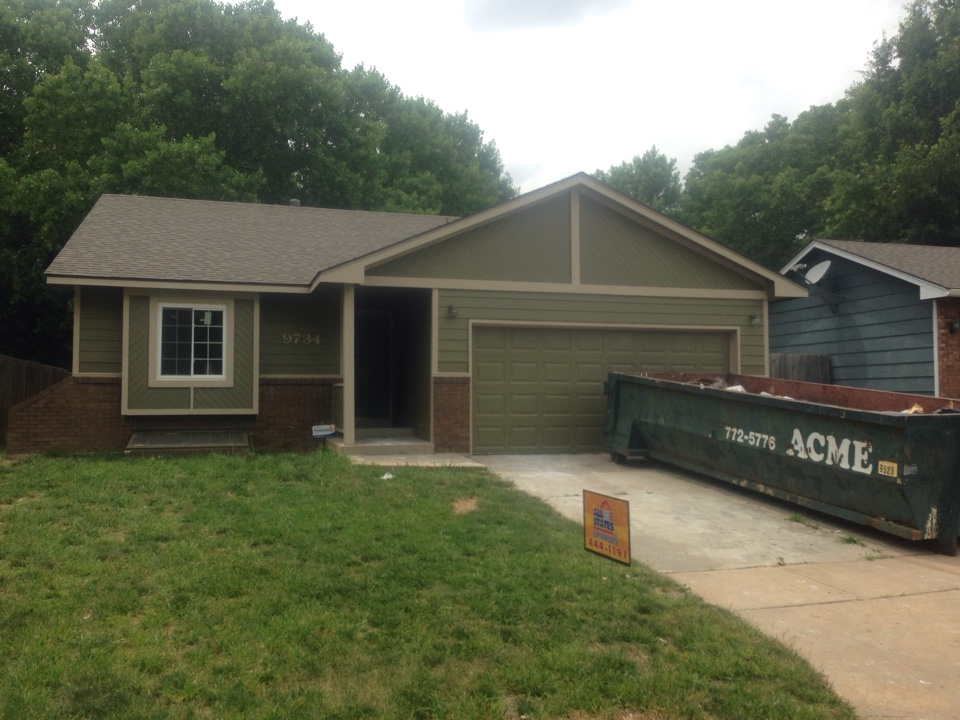 Vinyl Siding Roofing Contractors Wichita Ks And Kansas City Roof Repair Fiber Cement