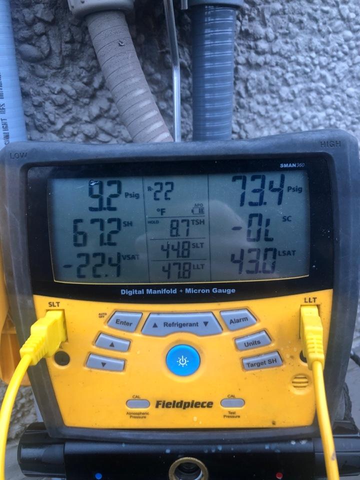 Kernersville, NC - 1999 Rudd Heat Pump. High electric bill due to HVAC.