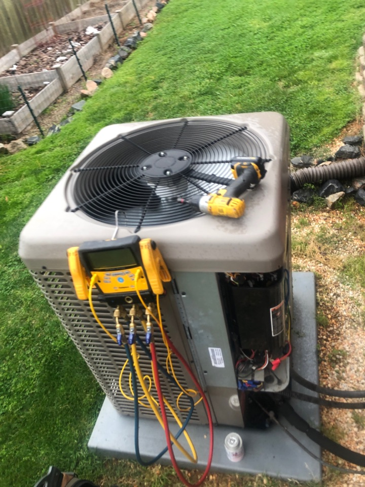 Kernersville, NC - York high efficiency spring tune up and coil cleaning