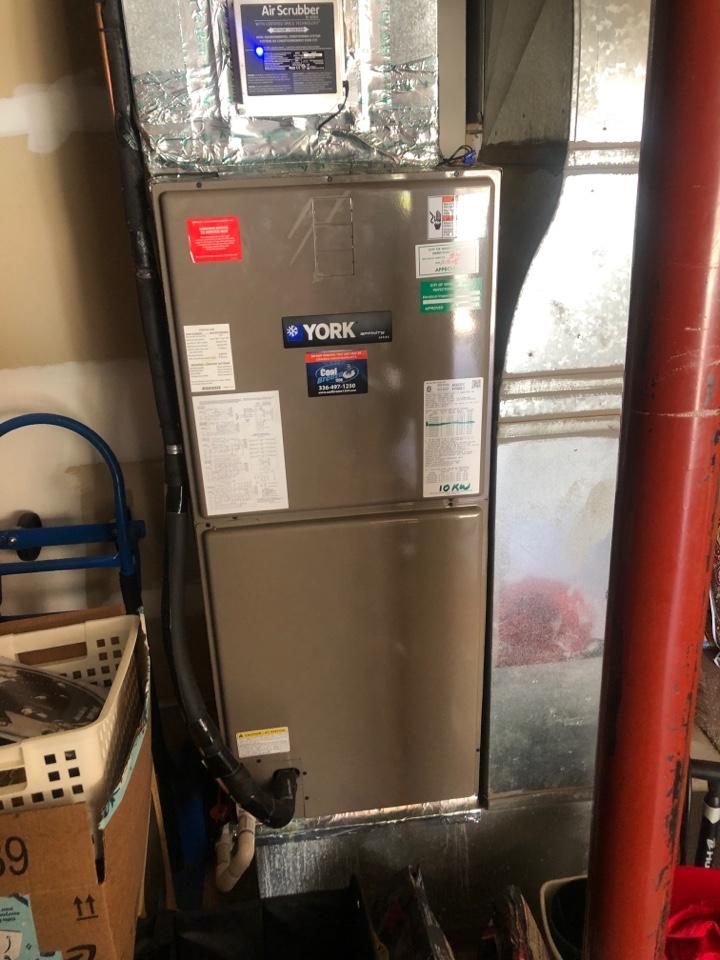 Kernersville, NC - York heat pump spring tune up
