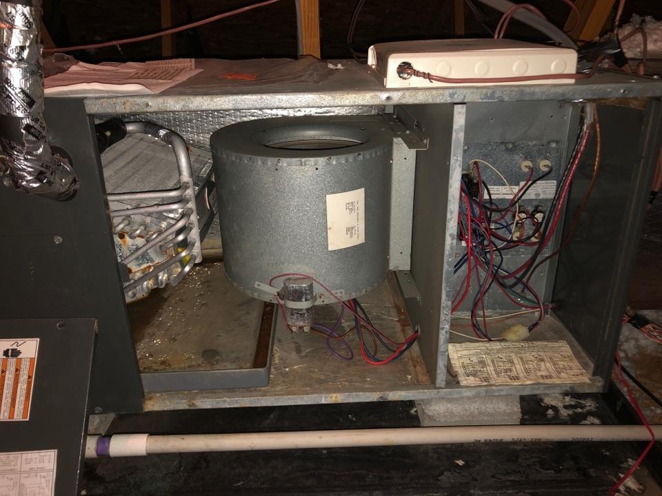 Kernersville, NC - Goodman heat pump spring tune up, no issues found