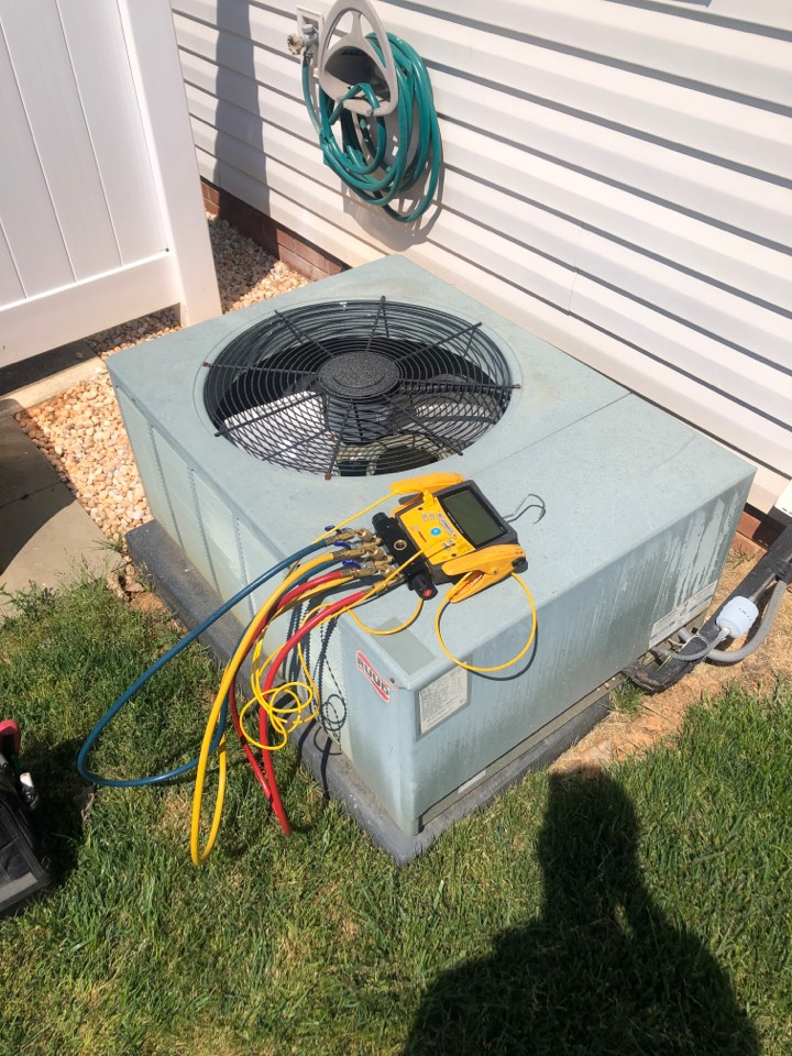 Kernersville, NC - Rudd straight AC spring tune up